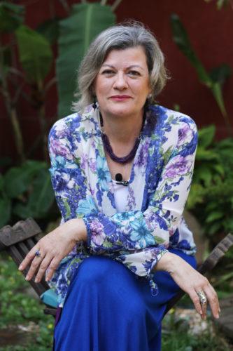 Cler Ribeiro - Facilitadora de Círculo de Mulheres